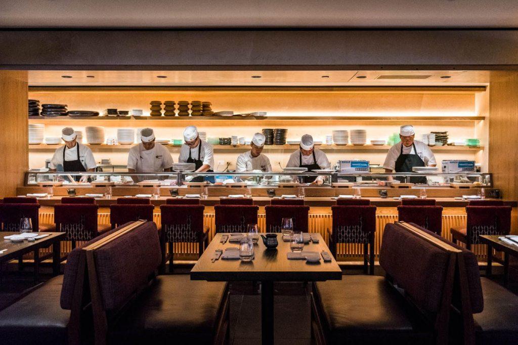 The Bougiest Restaurants in Dubai
