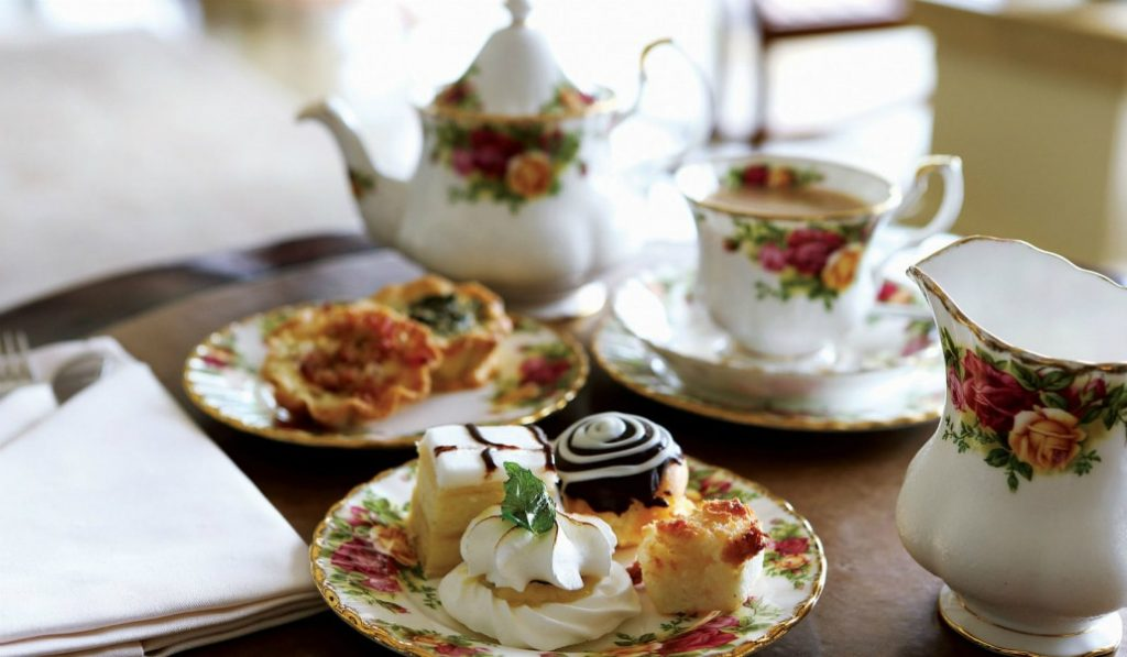 Celebrate Afternoon Tea Week at These High Tea Spots