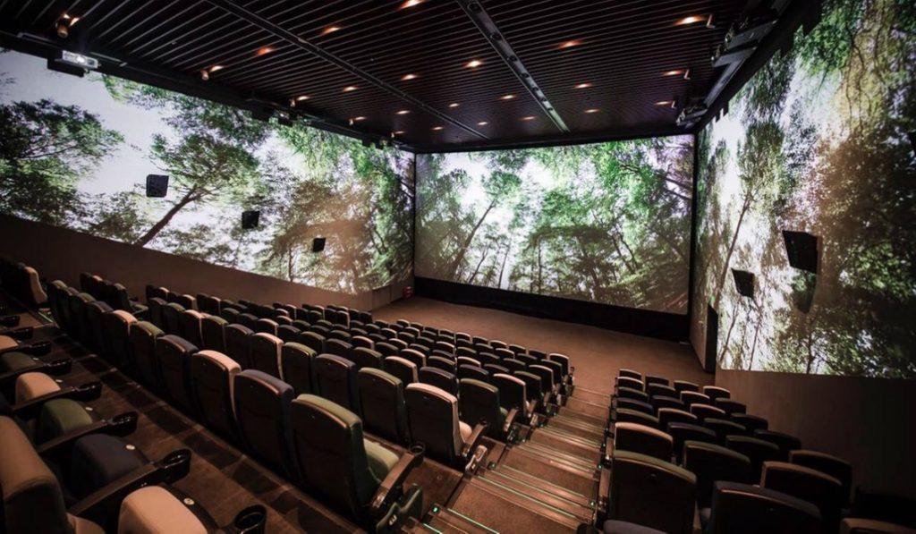 Another Crazy Cinema Option in Dubai