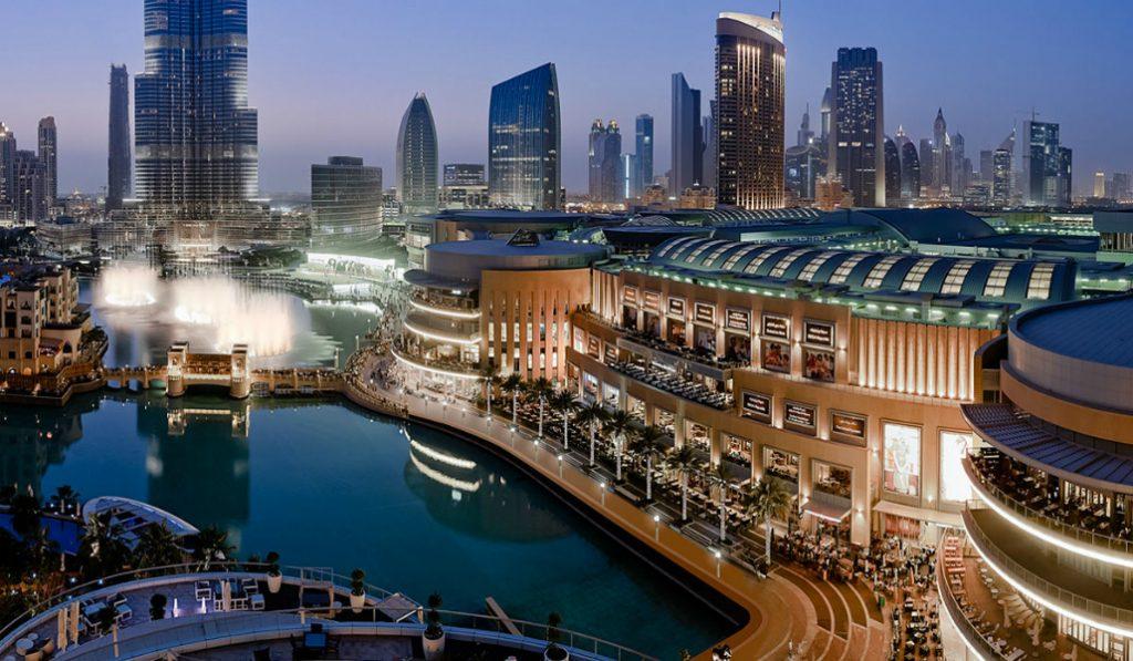 Dubai Mall Broken Down For Beginners