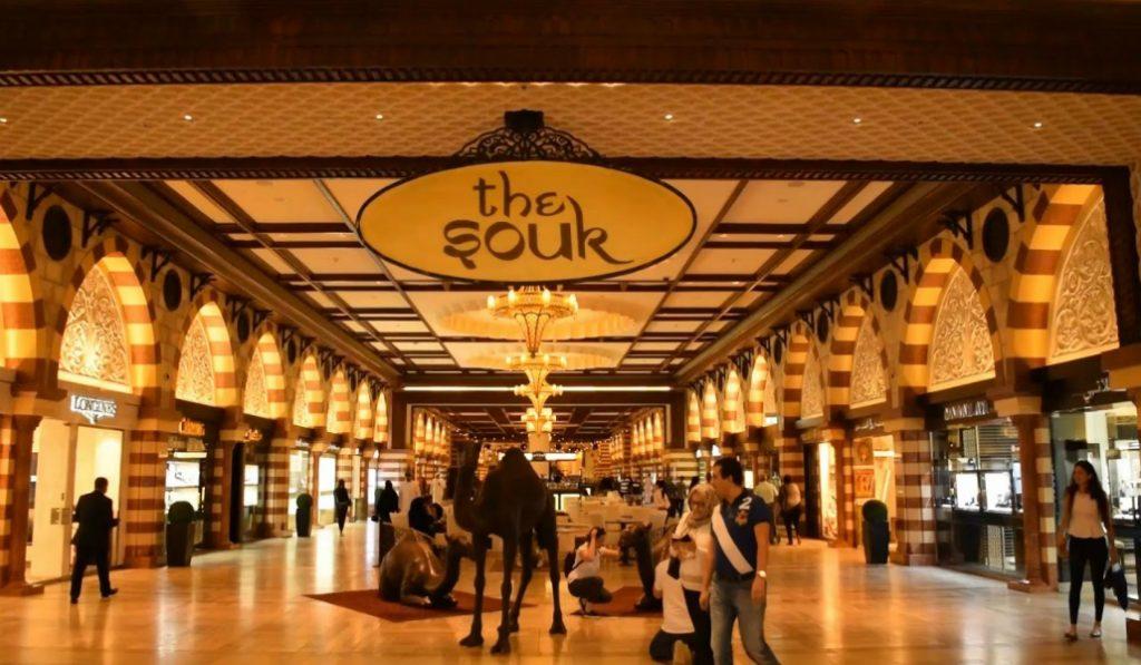 Discovering the Gold & Spice Souk in Dubai