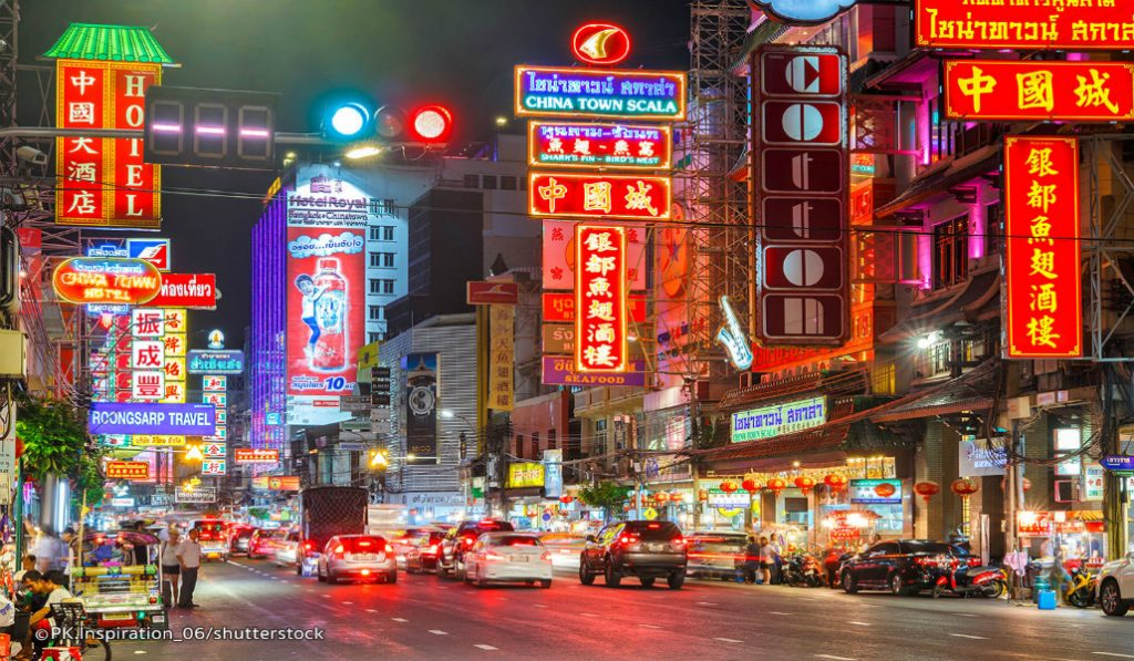 Dubai Will Have Its Own Chinatown