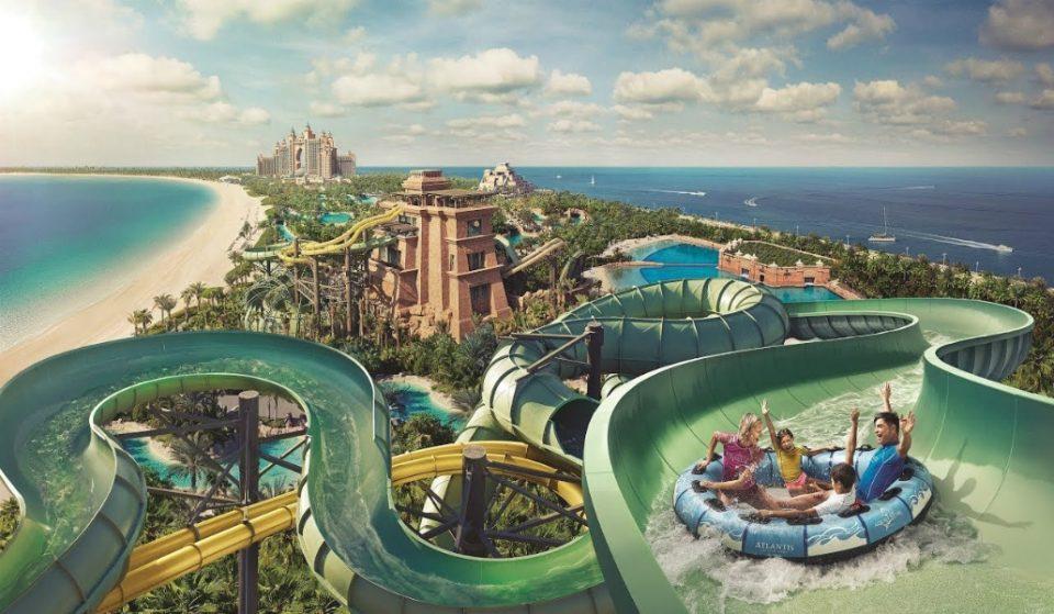 Dubai's Favourite Waterparks