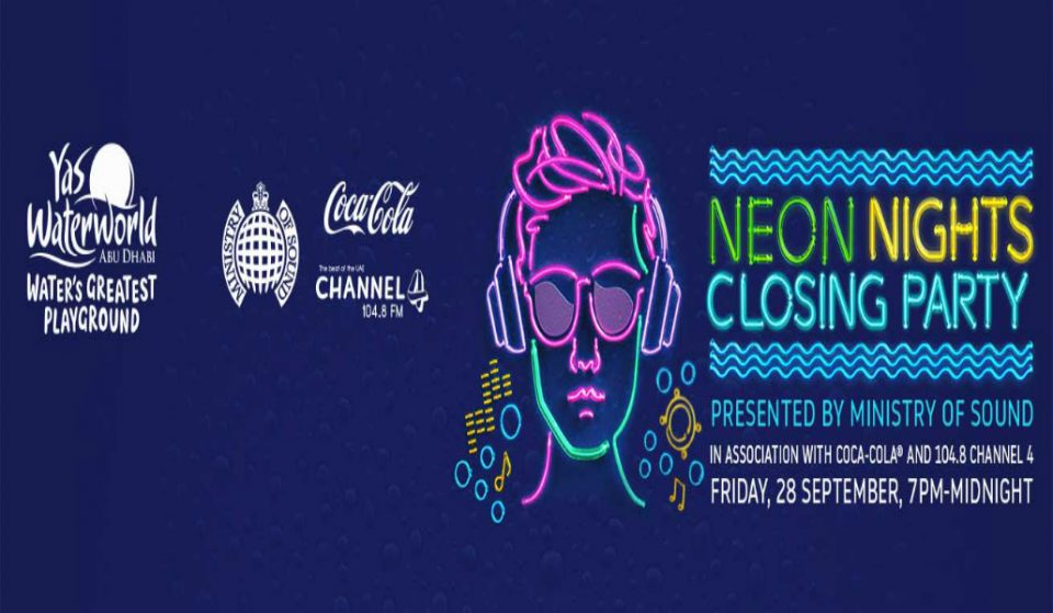 Neon Nights Closing Party is Happening Tomorrow