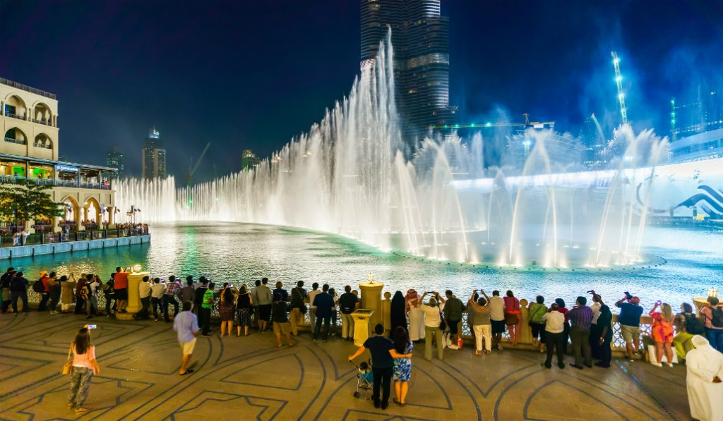 Dubai Is Ranked 4th Most Visited City