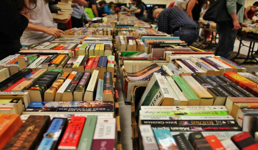 A Massive Book Sale Will Be Taking Place in Dubai