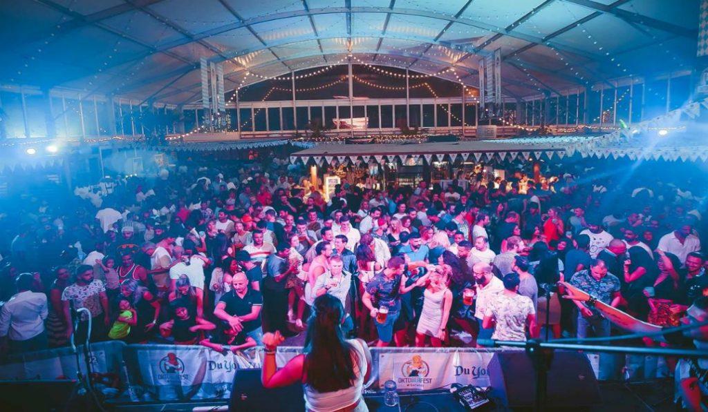 Unleash Your Inner German With Oktoberfest in Dubai