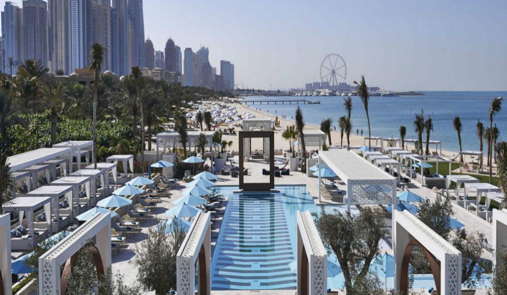 Dubai's Most Aesthetic Pools