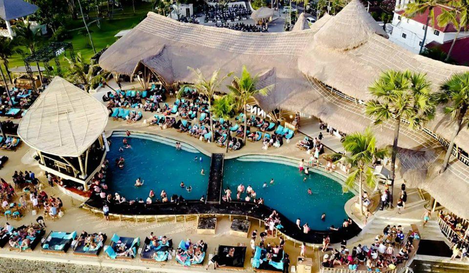 Party Like You're in Mykonos in Dubai