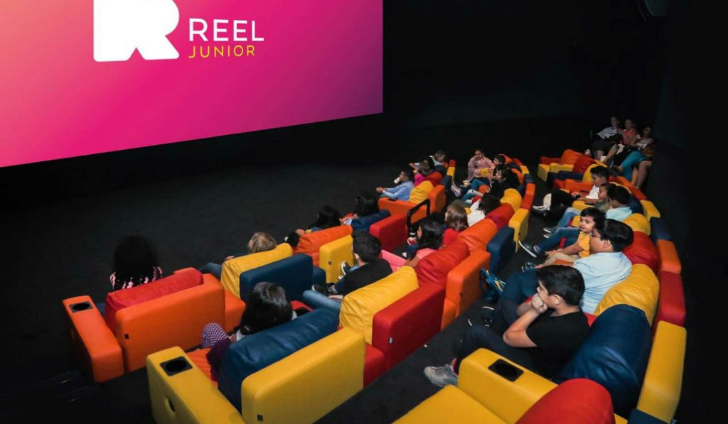A Cinema Just For Kids Is Now Open