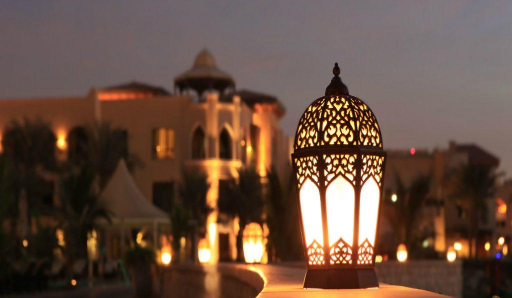 Dry Night in Dubai in Celebration of Islamic New Year