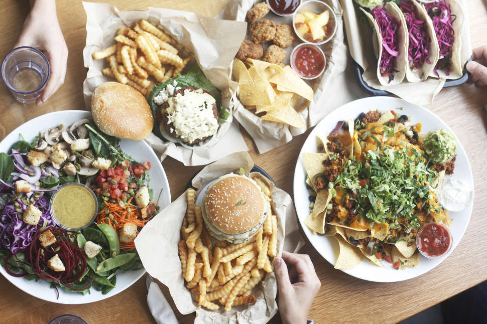 Where to Eat for World Vegan Day