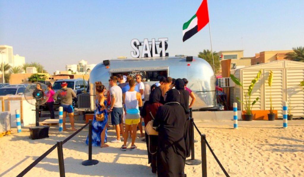 Three of the Best Food Trucks in Dubai