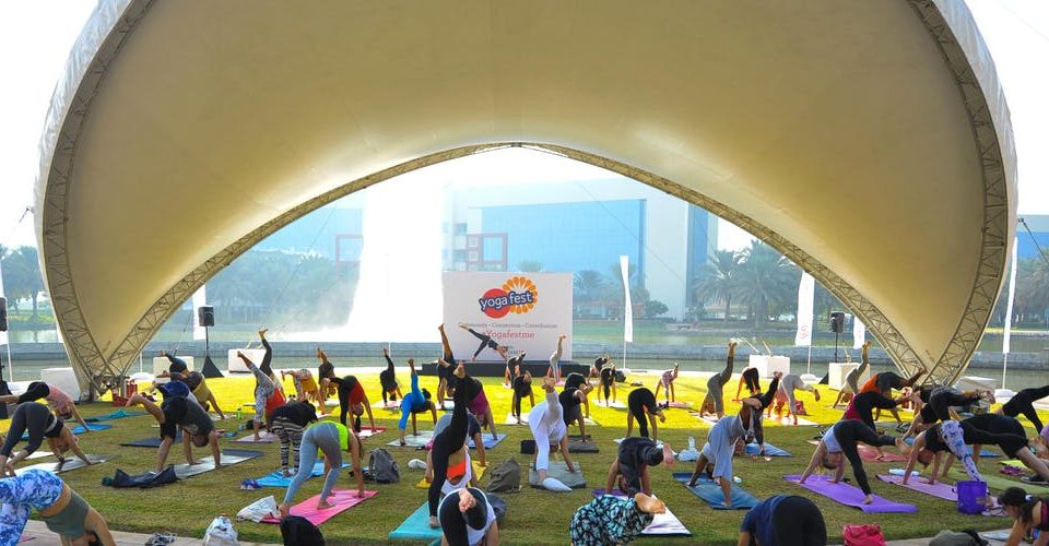 Yoga Fest is Returning to Dubai