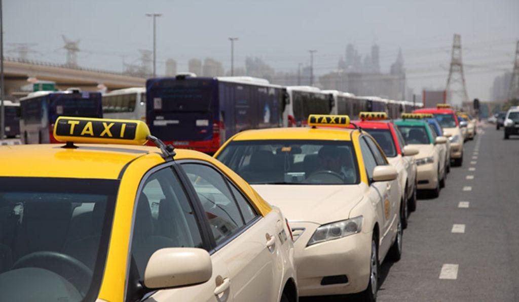 Wifi in Taxis Coming to Dubai Soon