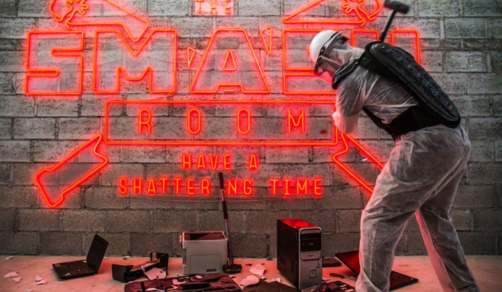 Get Crazy at Smash Room Dubai for this Halloween