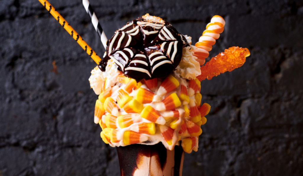 The Spooky Milkshake You Have to Try This Halloween