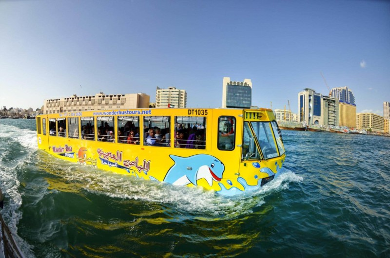 The Touristy Activities You Have To Do In Dubai