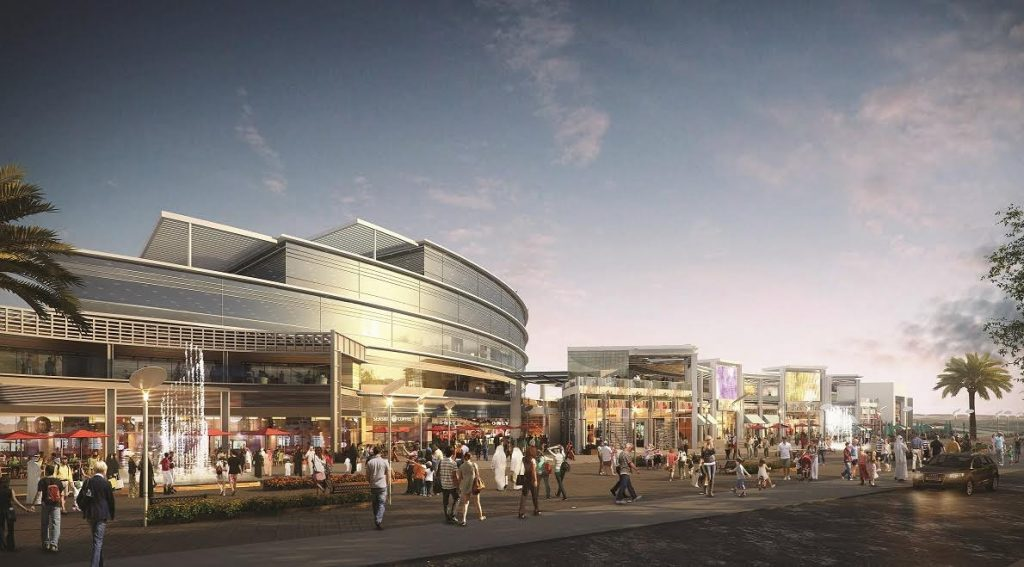 Attention All Shoppers: Another Massive Mall is Coming…
