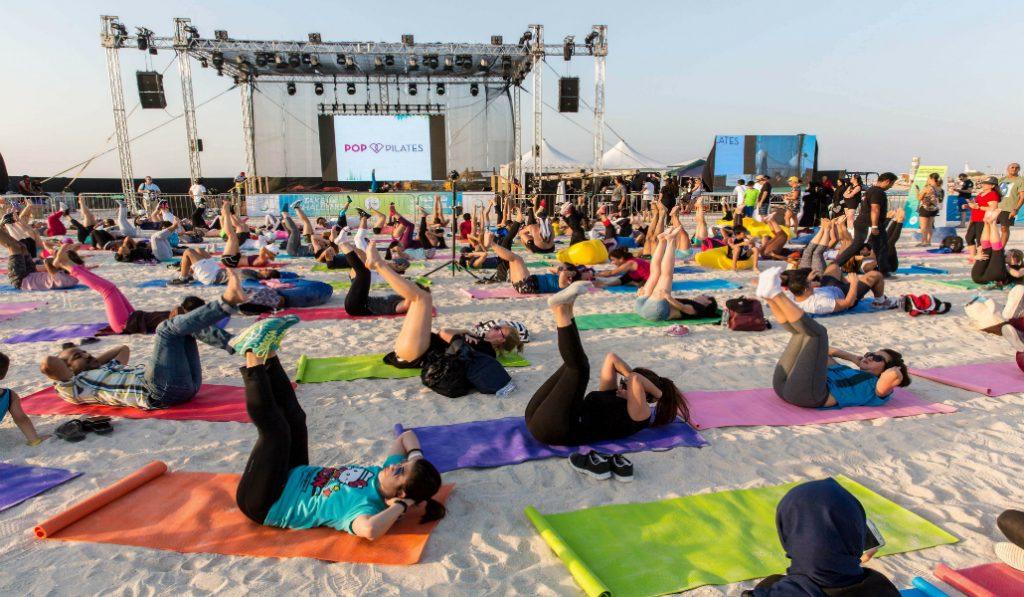 Dubai Fitness Challenge Returns