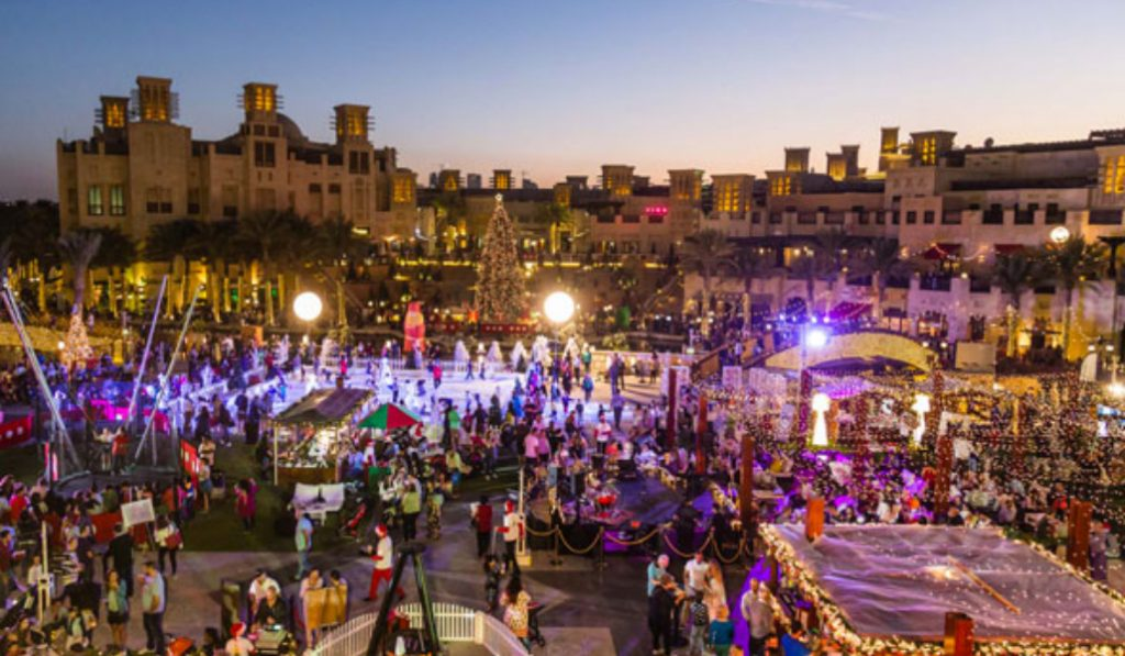 The Christmas markets you've been wondering about in Dubai