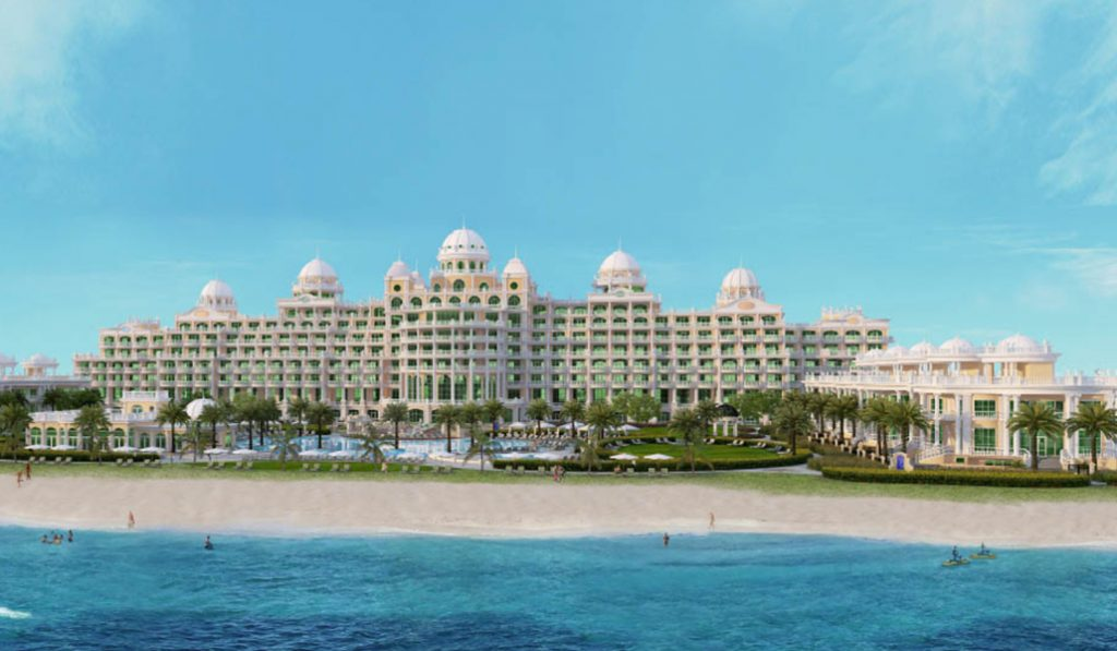 The Grand Opening of Emerald Palace Kempinski Hotel Confirmed for Thursday 29th