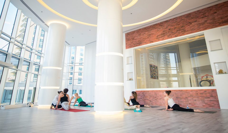 Relax Your Mind & Body At Dubai's Yoga Studios