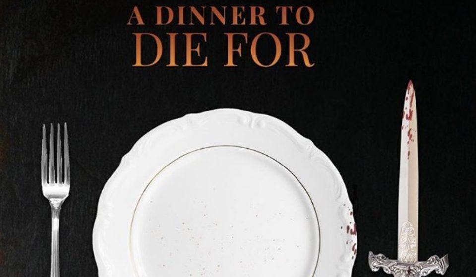 A Pop Up Murder Mystery Restaurant Opening Soon