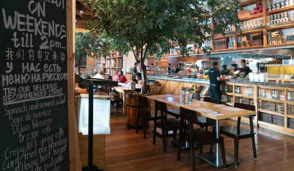 The Best Restaurants in Downtown Dubai