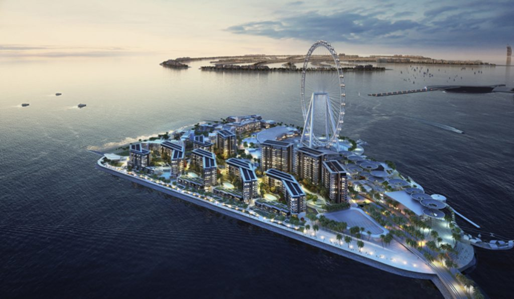 Bluewaters Island is Officially Open in Dubai