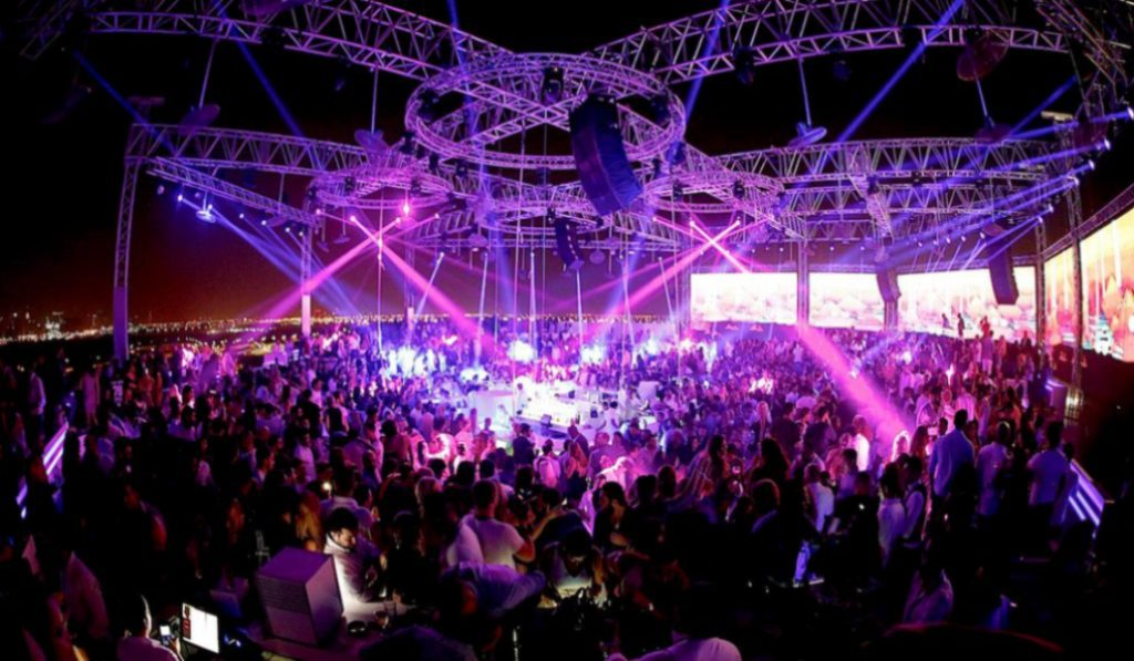 The Craziest Clubs to Party at This Weekend in Dubai