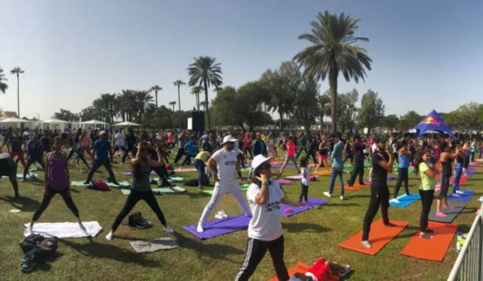 The City is Your Own Personal Gym During This Year's DFC