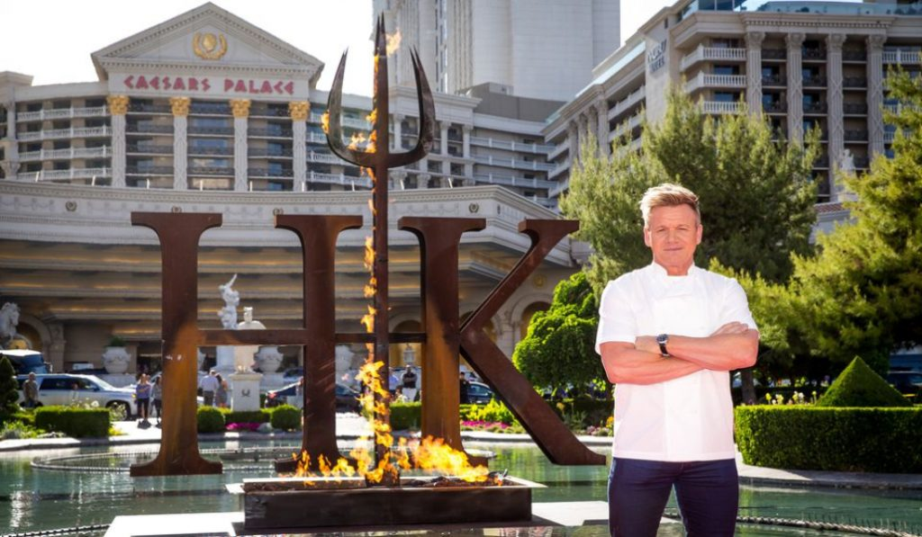 Gordon Ramsay Back At It Again With a New Restaurant