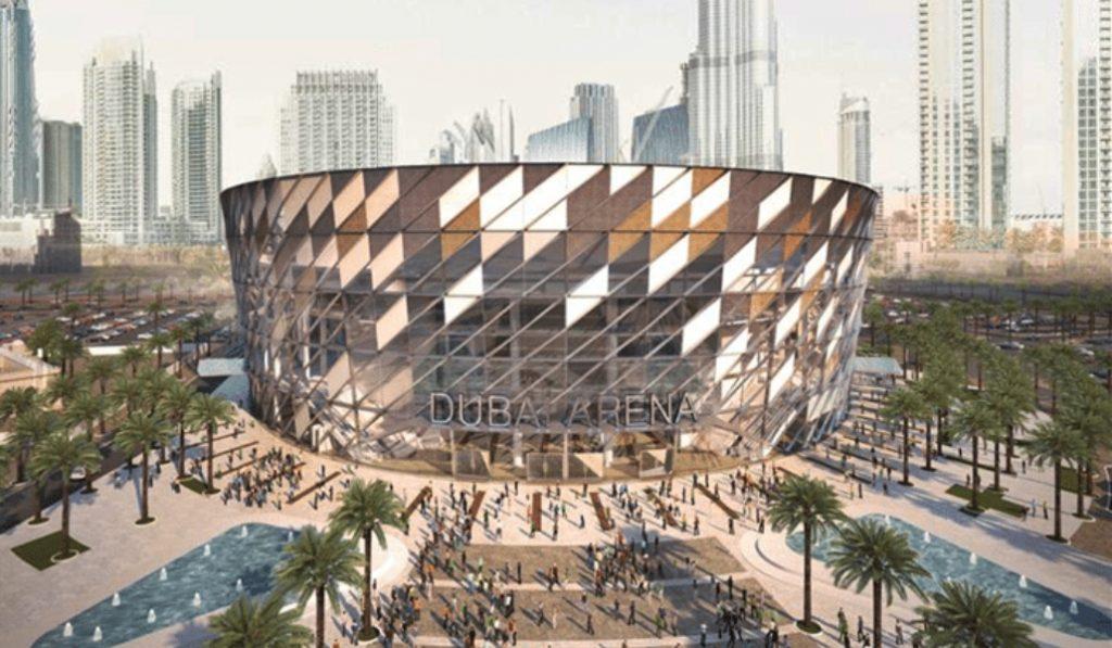 Dubai Arena Is Set to Open Next Year
