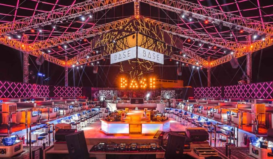 Base night club have a new Saturday night party