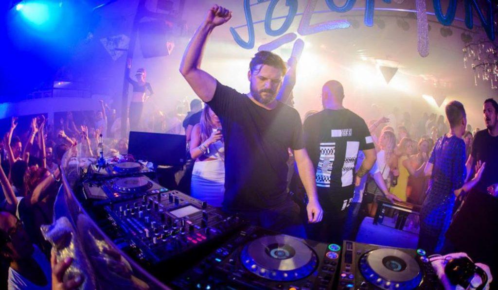 Don't miss DJ Solomun tonight at Soho Beach