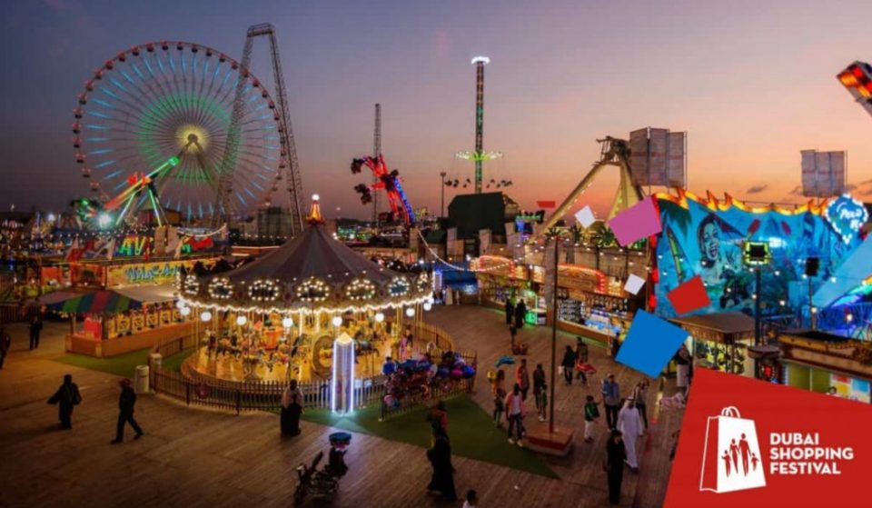 The Dubai Shopping Festival is almost here