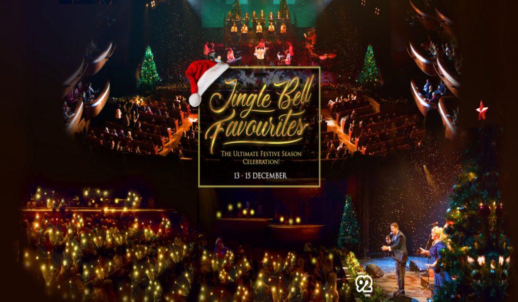 Jingle Bells concert starts today at Dubai Opera!