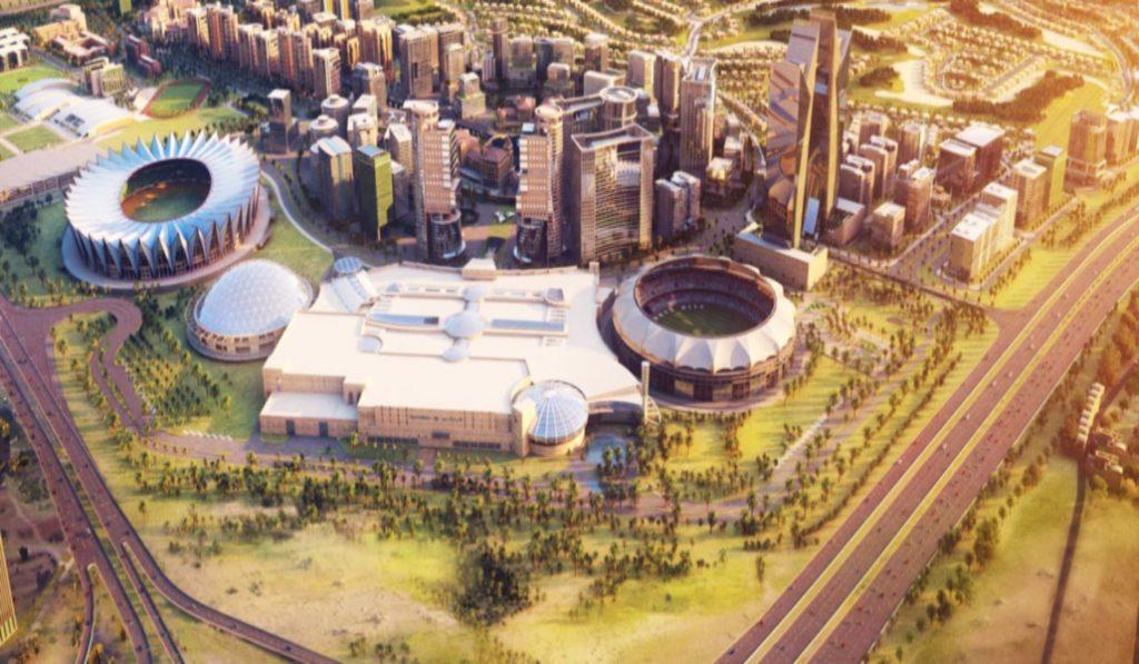 Viva City has confirmed Sport Society will open by 2020
