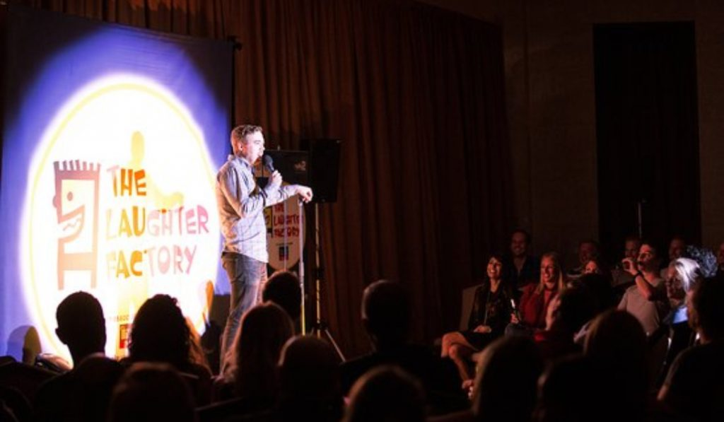 The dates for Laughter Factory's January line-up are finally here