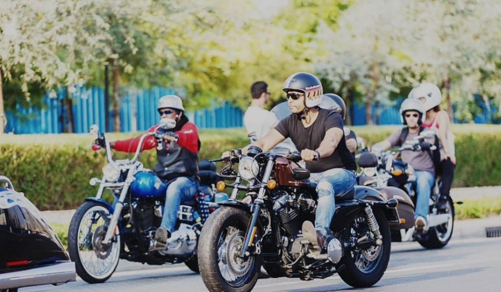 The Cars & Bikes Festival is starting tomorrow