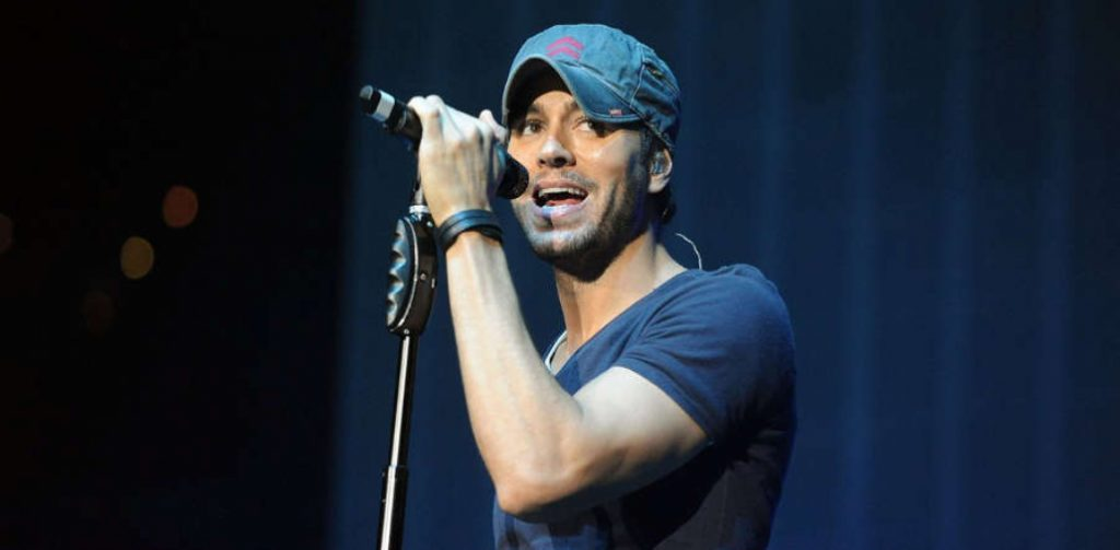 Enrique Iglesias is having a concert in Dubai this December