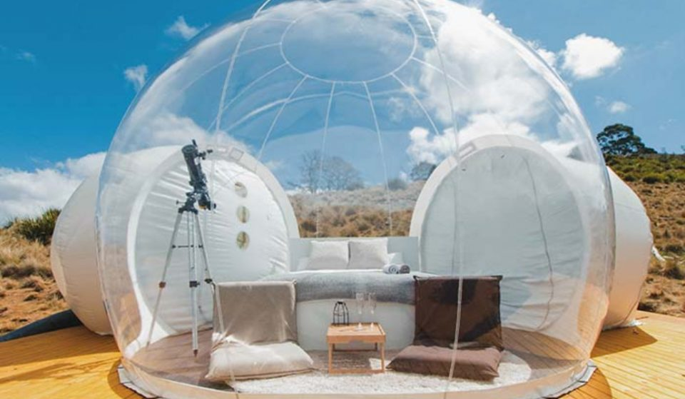 Camping in Dubai has just gotten a whole lot better