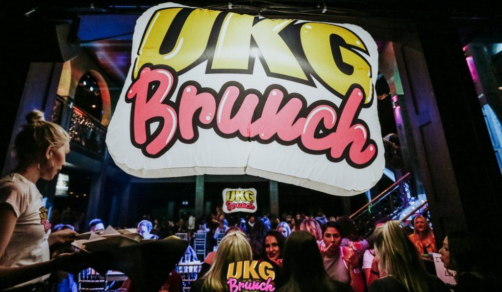 Brunch & jam to UK Garage music this February
