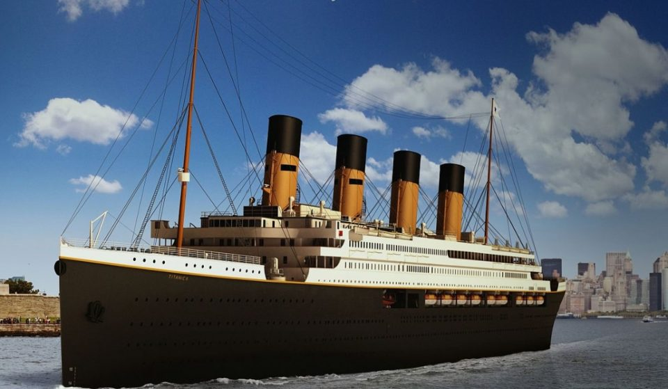 Titanic II is actually in the works to be ready by 2022
