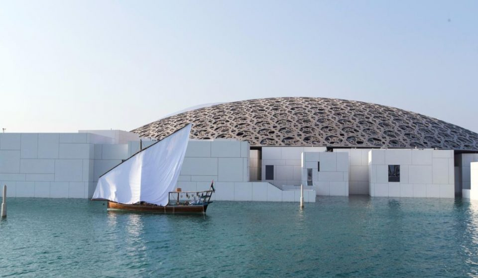 Discover the Louvre in Abu Dhabi