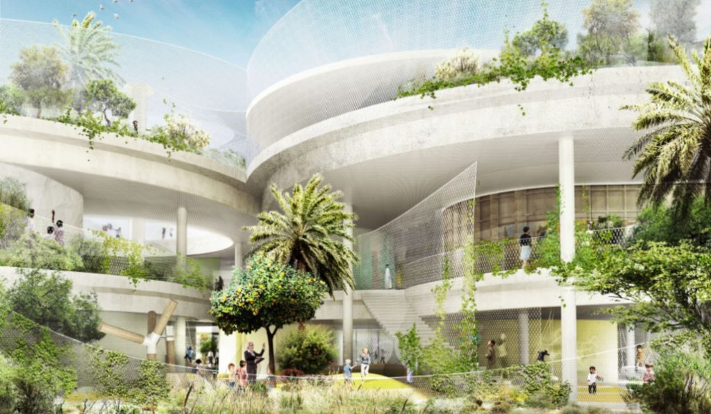 Fairgreen International School is the first sustainable campus in the UAE