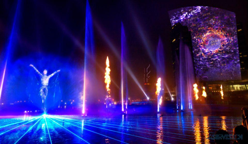 World record breaking show coming to Dubai Festival City