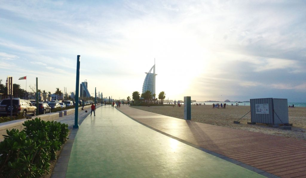 Looking for walk-friendly areas in Dubai?