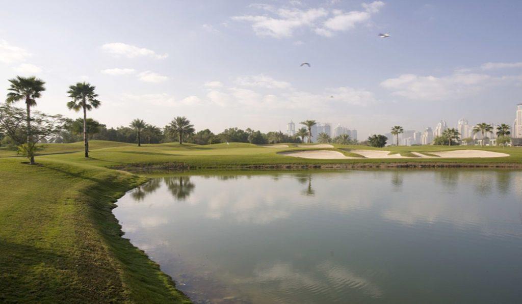 Dubai's best golf courses